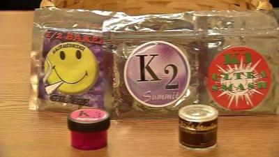 K2 spice Liquid and paper